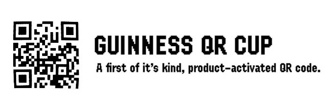Guinness QR Code