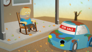 Animation – Sell My Car