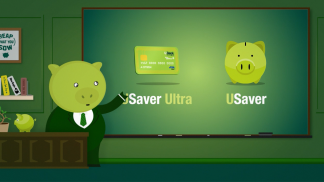 Animation – UBank Ultra Saver